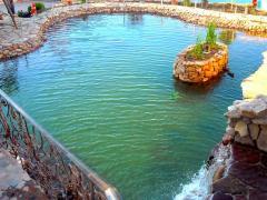 Фонтаны,водопады и искуственные водоемы