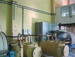 Дезодорация масла в заводах  по производству масла