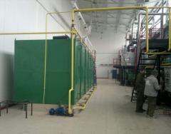 Линии по переработке семян подсолнечника