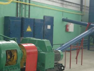 Lines of production of sunflower oil