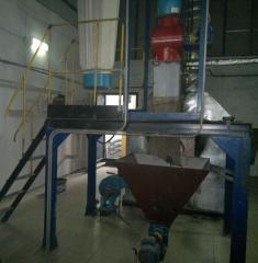 Linii de prelukrare a soiei si producerea uleiului