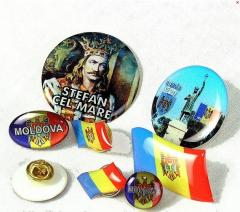 Badges are souvenir