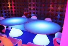 Светящаяся мебель SLIDE
