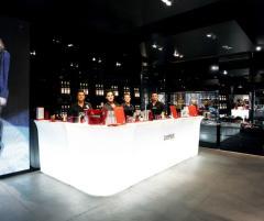 Bar counters the shining SLIDE