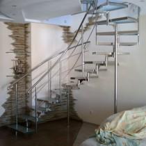 Кованные лестницы в Молдове