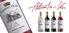 The wines matured