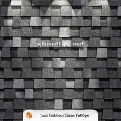 Черепица гибкая в Кишиневе -Коллекция Джаз