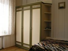 The built-in sliding wardrobes in Moldova