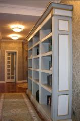Bookcases, Walls drawing rooms, Walls in Moldova