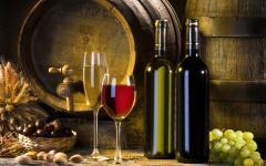 Wine mois