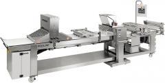 Оборудование для производства изделий из слоеного