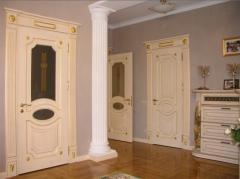 Двери межкомнатные Молдова,Арки и элементы декора