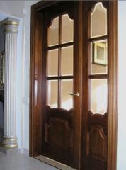 Entrance doors in Moldova
