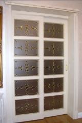 Interroom sliding doors in Chisina
