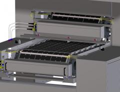 Equipment for production of wafers