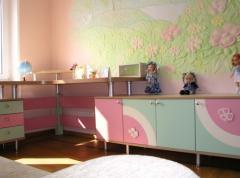 Furniture for nurseries in Moldova