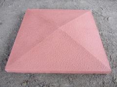 Cover for columns 40х40