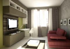 Квартиры 1- комнатные