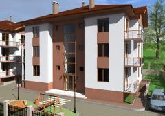 Доступные квартиры от Element Construct, SRL
