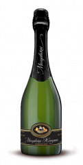 Pearl sparkling wine moist white