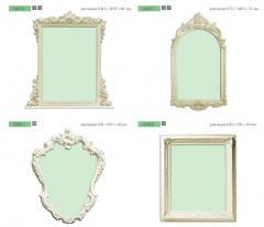 Зеркала и изделия из стекла