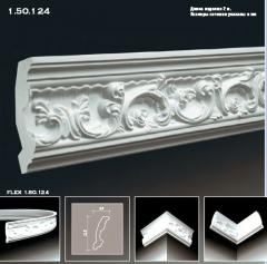 Stucco molding eurolayer in Chisina