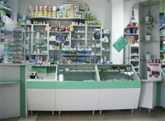 Furniture for drugstores, Production to order