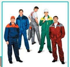 Working clothes to order