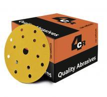 Круг абразивный желтый 21 отв. d 150мм