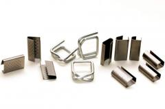 Brackets and buckles for tape software