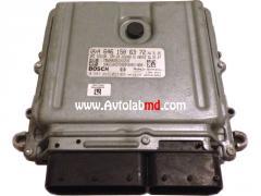 Блок управления двигателя Мерседес CDI4 Diesel