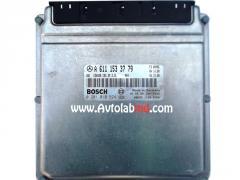 Блок управления двигателя Mercedes CDI2 Diesel