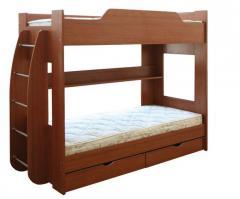 Кровати двухъярусные,Детская мебель для