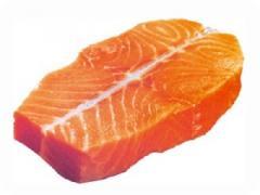 Salmon in Chisina