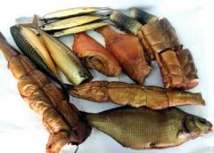 Рыба копченая в Кишиневе