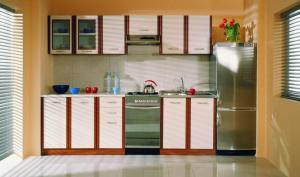 Set de mobilier pentru bucatarie calşar moală