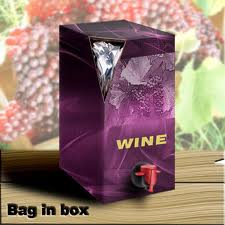 Packages bag-in-box