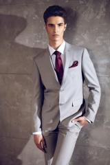 Costum pentru barbati de culoare gri