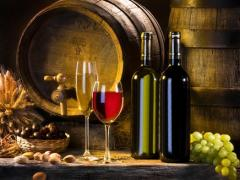 Materials and raw materials for winemaking