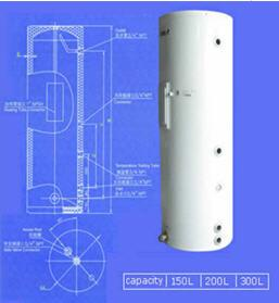 Бойлер для тепловых насосов и солнечных систем