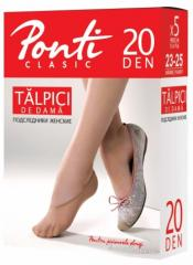 Footsies of TALPICI 20 DEN