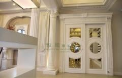 Pilasters from polyurethane