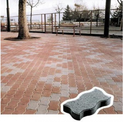 Plasticizers for paving slabs