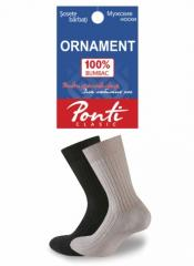Мужские носки ORNAMENT