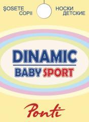 Şosete sport pentru copii DINAMIC BABY SPORT