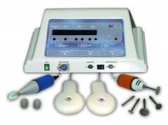 Аппарат для УЗ-пилинга, УЗ-фонофореза, МЛТ и