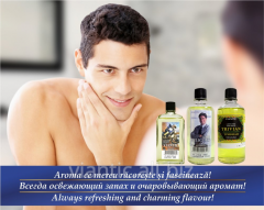 Produse cosmetice pentru bărbierit