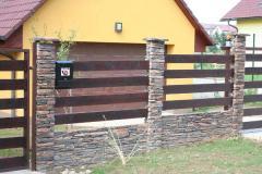 Fences are concrete bilateral