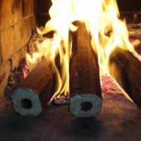 Биобрикеты топливные из опилок твердых пород