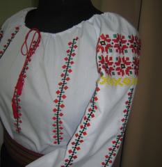 Блуза молдавская